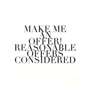 Make me an offer ❣️